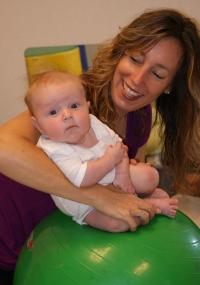 Debbie with Patient